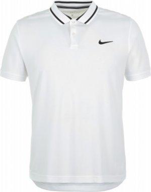 Поло мужское Court Dry, размер 52-54 Nike. Цвет: белый