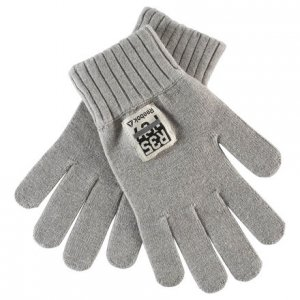 Перчатки Sport Essentials Reebok. Цвет: medium grey heather