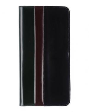 Бумажник MARC JACOBS. Цвет: черный