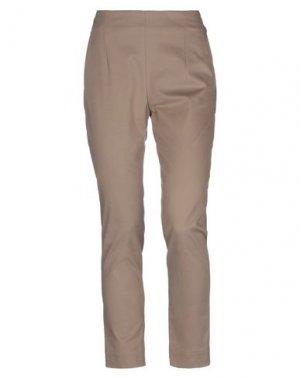 Повседневные брюки LA FABRIQUE. Цвет: бежевый
