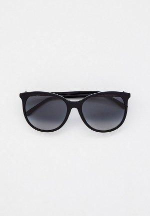Очки солнцезащитные Jimmy Choo ILANA/F/SK 26S. Цвет: черный