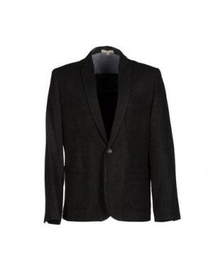 Пиджак SUIT. Цвет: стальной серый