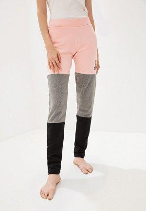 Брюки домашние Moschino Underwear Woman. Цвет: разноцветный