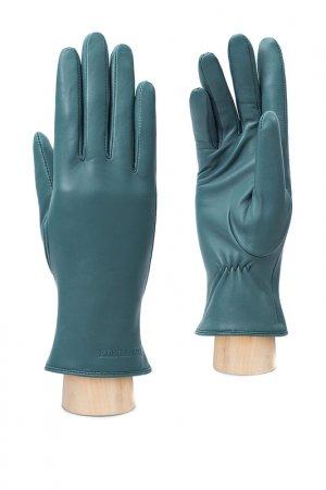 Перчатки Eleganzza. Цвет: пыльно-зеленый