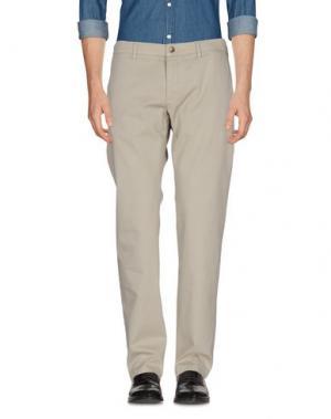 Повседневные брюки BROOKSFIELD. Цвет: светло-серый
