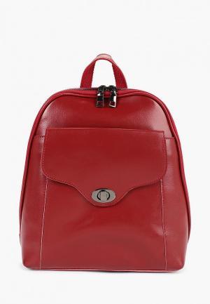 Рюкзак Bolso. Цвет: бордовый
