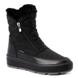 Ботинки 4716 черный ANTARCTICA