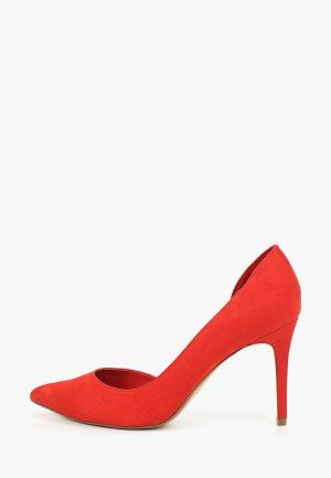 Туфли Mango - AUDREY. Цвет: красный