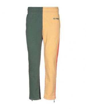 Повседневные брюки FRANKLIN & MARSHALL. Цвет: охра
