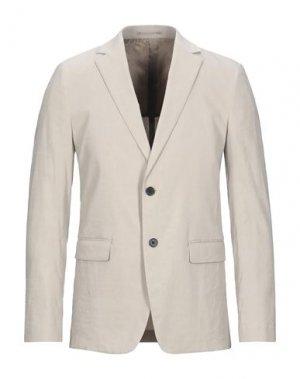 Пиджак THEORY. Цвет: бежевый