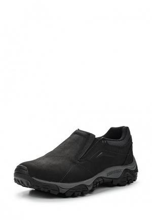 Ботинки трекинговые Merrell MOAB ADVENTURE MOC. Цвет: черный