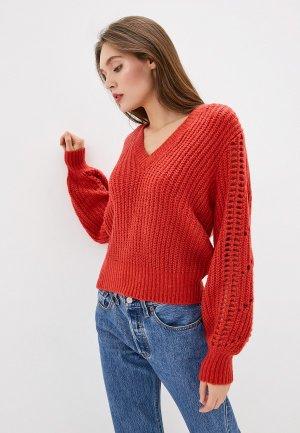 Пуловер Ivyrevel. Цвет: красный