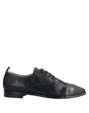 Обувь на шнурках FRU.IT. Цвет: черный