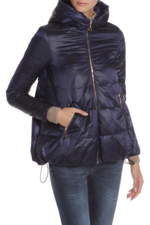 Куртка Conver. Цвет: синий