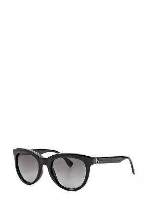 Очки солнцезащитные Fendi FF 0006/S D28. Цвет: черный