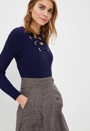 Пуловер Felix Hardy. Цвет: синий