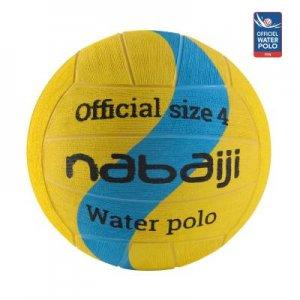 Мяч Для Водного Поло Желто-синий Размер 4 Wp500 WATKO