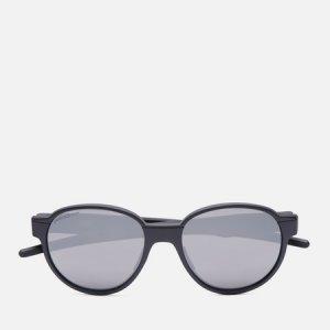 Солнцезащитные очки Coinflip Polarized Oakley. Цвет: чёрный