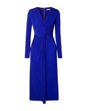 Платье миди JASON WU COLLECTION. Цвет: ярко-синий