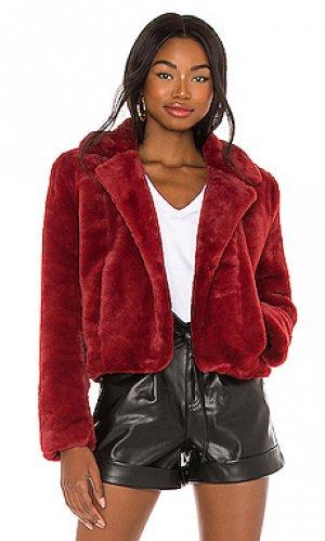 Куртка BLANKNYC. Цвет: красный