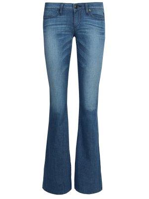 Расклешенные джинсы TRUE RELIGION