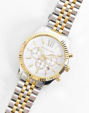Часы MK8344 Lexington-Серебристый Michael Kors