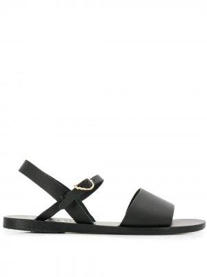 Сандалии Kaliroi Ancient Greek Sandals. Цвет: черный