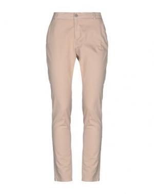 Повседневные брюки SUPERTRASH. Цвет: песочный