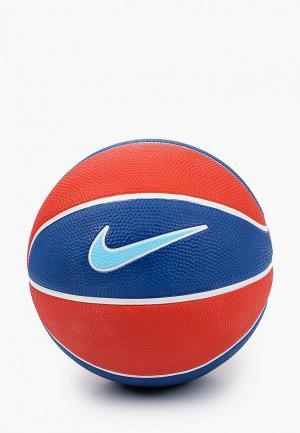 Мяч баскетбольный Nike SKILLS. Цвет: разноцветный