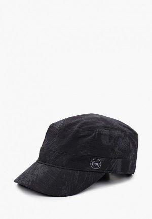 Бейсболка Buff Military Cap. Цвет: черный