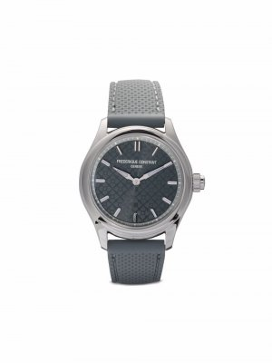 Наручные часы Smartwatch Ladies Vitality 36 мм Frédérique Constant. Цвет: серый