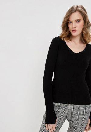Пуловер Hugo. Цвет: черный