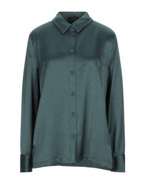 Pубашка HANITA. Цвет: зеленый