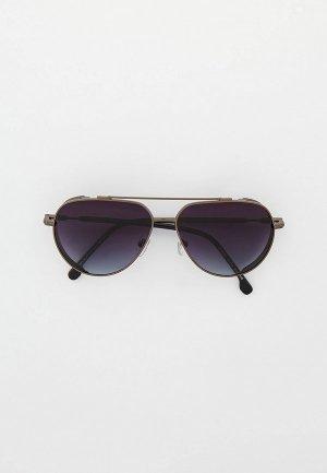Очки солнцезащитные Matrix MT8660, поляризованные. Цвет: черный