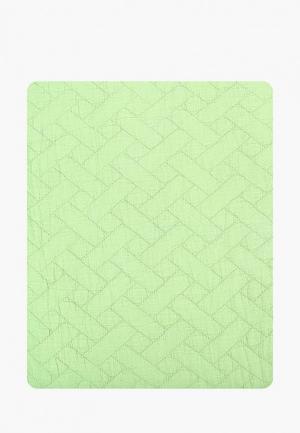 Покрывало Amore Mio. Цвет: зеленый