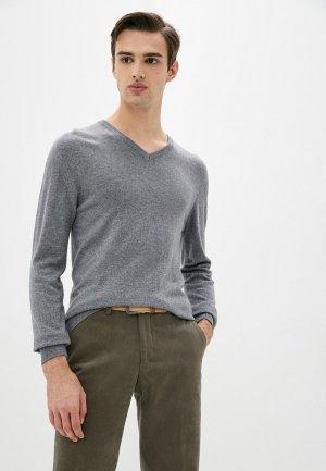 Пуловер Trussardi Collection. Цвет: серый