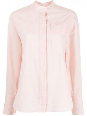 Рубашка Pasifal Equipment. Цвет: розовый