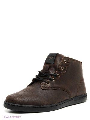 Ботинки Creative recreation. Цвет: темно-коричневый