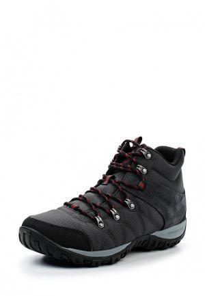 Ботинки трекинговые Columbia PEAKFREAK™ VENTURE MID LT. Цвет: серый