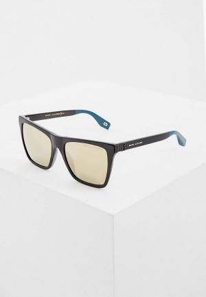 Очки солнцезащитные Marc Jacobs 349/S 2M2. Цвет: синий