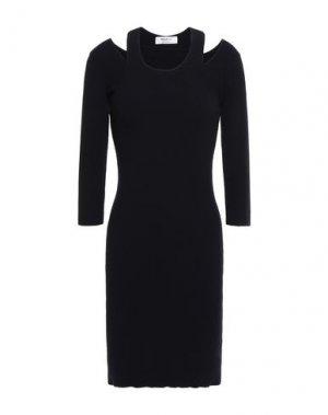 Короткое платье BAILEY 44. Цвет: темно-синий