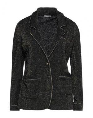 Пиджак DIXIE. Цвет: черный