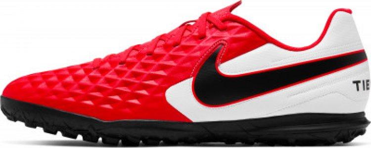 Бутсы мужские Legend 8 Club TF, размер 44 Nike. Цвет: красный