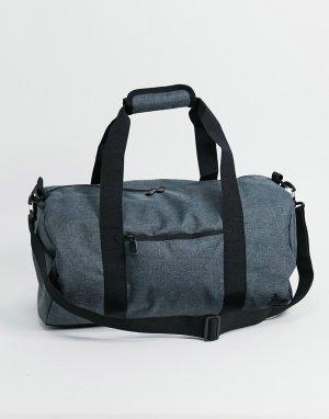 Серая спортивная сумка Penguin lodge-Серый Original