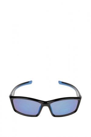 Солнцезащитные очки PlayToday. Цвет: черный