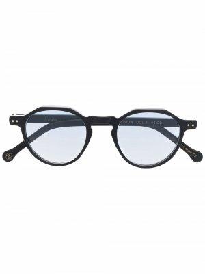 Солнцезащитные очки Icon Lesca. Цвет: черный