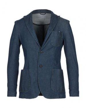 Пиджак ARMATA DI MARE. Цвет: синий