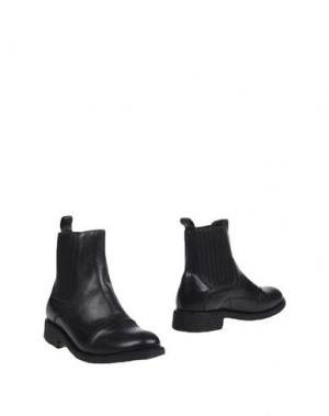Полусапоги и высокие ботинки ANGULUS. Цвет: черный