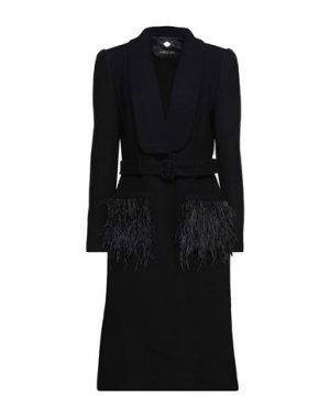 Пальто MARC CAIN. Цвет: черный