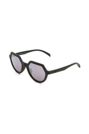 Очки солнцезащитные с линзами adidas. Цвет: 009 009 черный